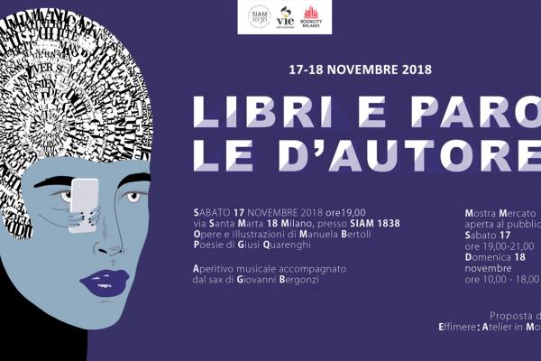 BOOKCITY MILANO: LIBRI E PAROLE D'AUTORE